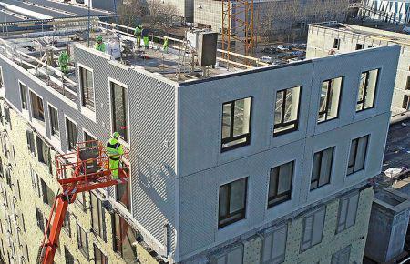 Bæredygtig beton reducerer CO2-udslippet med 20 %