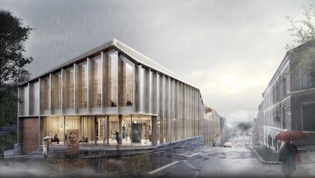 Dansk team vinder Ibsen Bibliotek i Norge