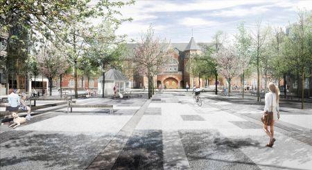 Nye visioner for store områder i Esbjerg