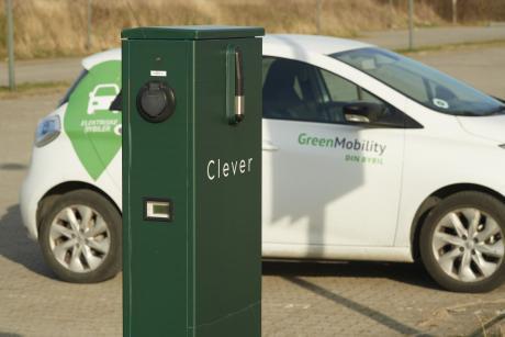 Boligorganisation opsætter ladestandere til el-biler i alle afdelinger