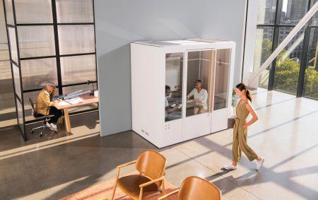 Millioner til dansk iværksætter, der vil redefinere fremtidens kontorbyggeri