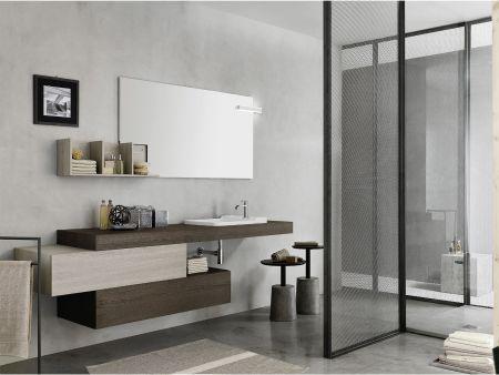 Skræddersyet badeværelsesmøbler