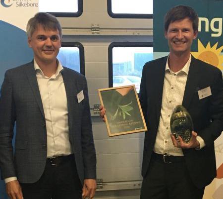 Nedrivningsvirksomhed vinder Den Grønne Ærespris 2020