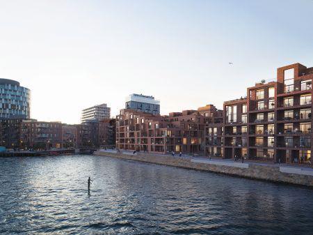 Stor interesse for nyt byområde i Nordhavn