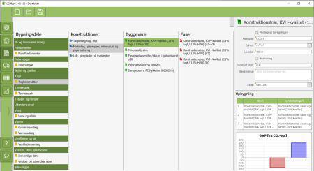 LCAbyg lancerer ny version tilpasset til frivillig bæredygtighedsklasse