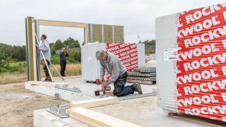 Nyt byggesystem effektiviserer energirigtigt byggeri