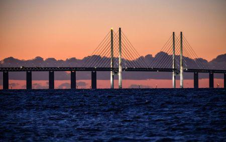Malerarbejdet på Øresundsbron skrues i vejret
