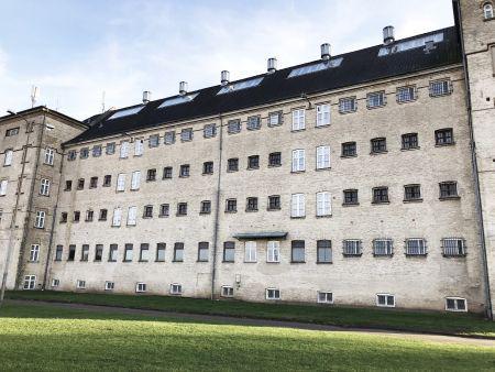 Genanvender mursten fra Fængslet i Horsens