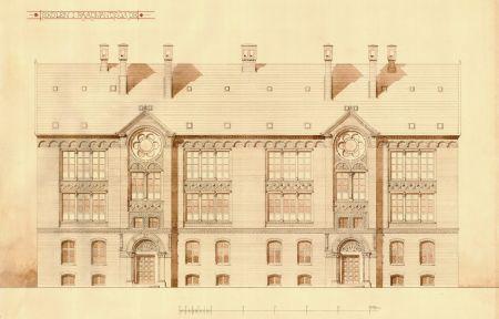 Viser Københavns hemmelige arkitekttegninger frem