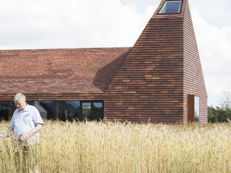 Nu åbner Kornets Hus i Nordjylland
