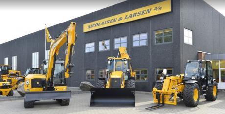 Dansk maskinforhandler går sammen med international distributør
