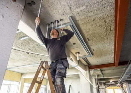 Plejeboliger med komfort og installationer på højt niveau