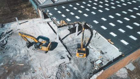 Cirkulært byggeri har overhalet lineært byggeri inden 2030