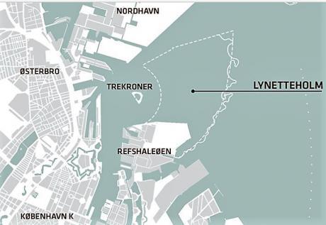 50.000 boliger på Lynetteholm rammer ikke andre hovedstadskommuner