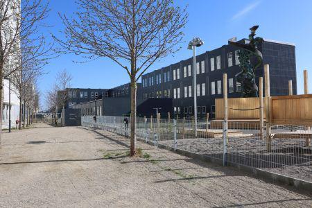 Ajos har opført Danmarks første svanemærkede skole