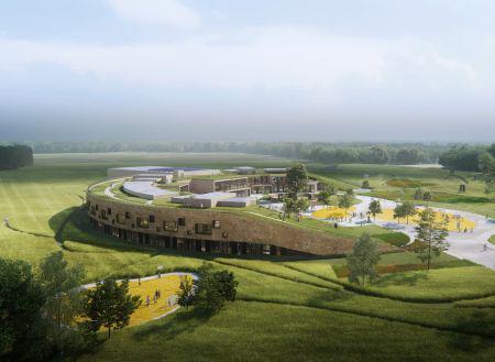 Bygger Danmarks første permanente svanemærkede folkeskole
