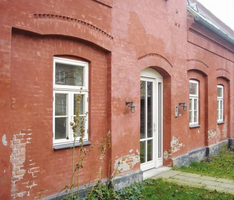 Murværkets holdbarhed forlænges med renoveringspuds