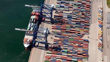 Etablerer ny containerterminal i København