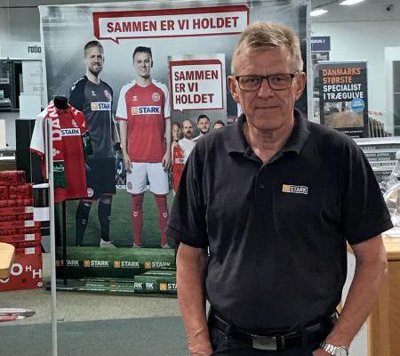 50-års jubilæum: Fra fejedreng til trælastdirektør