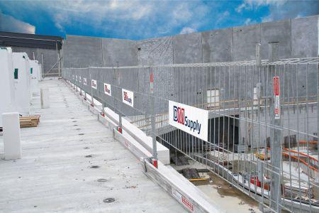 Øget efterspørgsel på sikkerhedshegn af stål