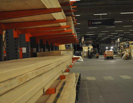 Nyt netværk for tømmerhandlere og deres leverandører