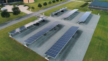 Solcelleproducent vil i klima-Superligaen