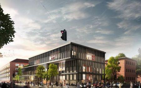 Kampsportens Hus er på vej i Københavns Nordvestkvarter