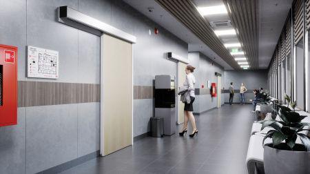 Nye døre skal øge komforten i sundhedssektoren