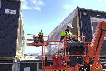 Energirigtige moduler til havnen i Aarhus | BygTek.dk