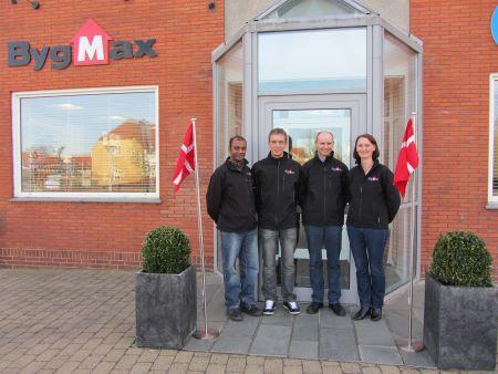 Online byggemarked udvider   BygTek.dk