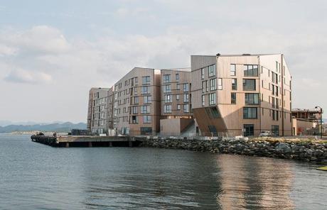 Fornem hæder til dansk arkitektur i Norge | BygTek.dk