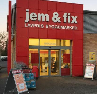 Forskellige jem & fix vil åbne op mod 50 forretninger i   BygTek.dk DE45