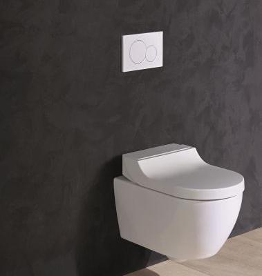 Enormt Nyt douchetoilet til de små badeværelser | BygTek.dk GZ29