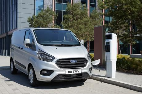 Ford med smart Plug-In