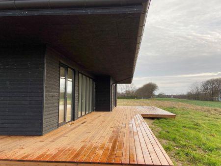 Verdens første PEFC-certificerede hus står færdigt
