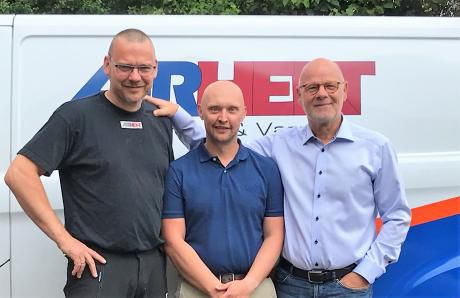 Airheat A/S solgt til to medarbejdere
